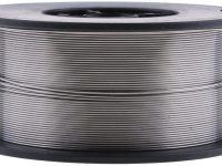 D DOLITY 1 Rollo de Hilo de Soldadura Mig (1 kg) Cable Mig sin gas Plata-0.8mm