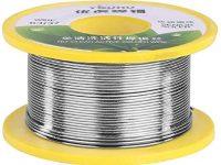 Ahomi 50g / Rollo Base de la Resina de Soldadura de estaño Alambre de Bobina Flux Cables (1.0mm)