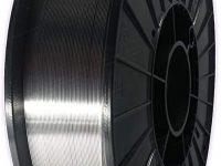 Mtc AlSi12 3.2585 Aluminio Hilo para Soldadura 1,0mm Alambre de Soldadura de Protección 2kg Rollo D200 Mig / Mag