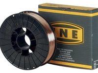 Proweltek-ine PR1032 - Alambre de soldadura de acero de la bobina/mig-mag ø 0,6 mm 700 g
