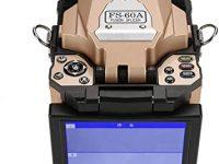 Reseña Empalmador de fusión de Fibra óptica de Alta eficiencia Jeanoko