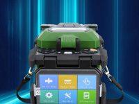 Análisis Empalmador de fusión de fibra óptica Asixxsix