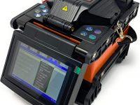 Reseña Empalmador de fusión de fibra óptica DVP