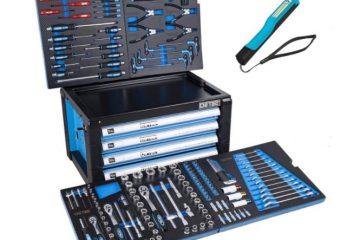 Caja de herramientas de DeTec 2