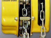 Polipasto Cable Grúa de Bloque de Manual HLWAWA
