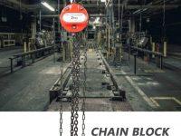 Polipasto de cadena de acero Dioche