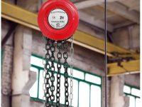 Polipasto de cadena de acero ECD Germany