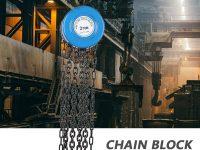 Polipasto de cadena manual elevación de 3 m AYNEFY