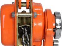 Polipasto de cadena de acero HRRH