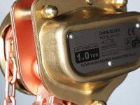 Polipasto 1 Tonelada Cable Grúa de Bloque de Mano ZXLRH